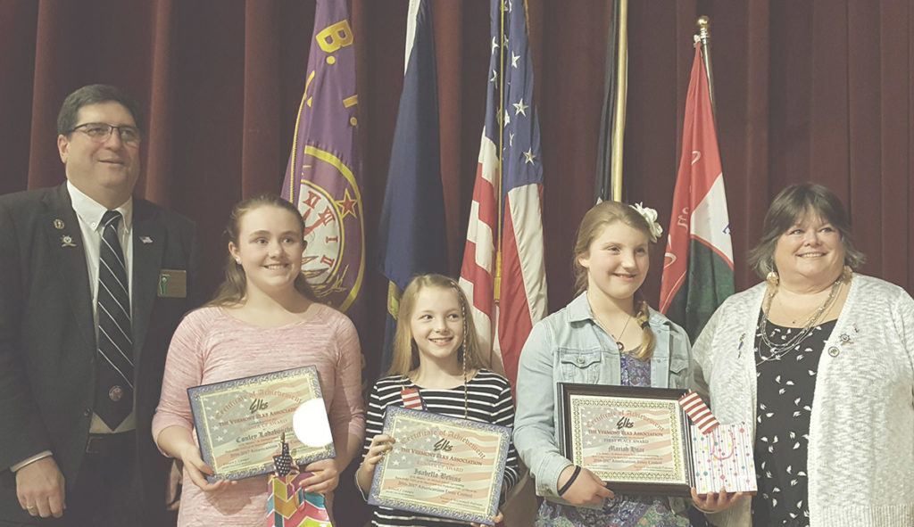 elks essay winners Show low — with over 504 essays submitted from five area schools, judging the winners in the elks lodge americanism contest was a long, involved process the essay.